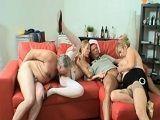 Un buen día con la familia, un buen día de orgía familiar - Orgias Porno