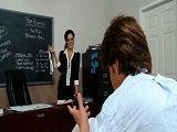 Ese día la profesora estaba más cachonda de lo habitual - Actrices Porno