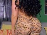 Carmen de Luz y su enorme y perfecto culazo arabe! - Morenas