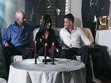 El placer de hacer un buen trío con una mujer que es bruja - Sexo Duro