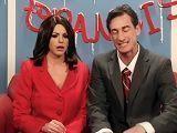Los presentadores se ponen a follar cuando acaban el programa - Actrices Porno