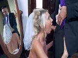 Ni en el día de su boda mi cuñada se puede resistir a mi rabo - Rubias