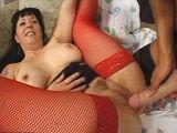 A las lesbianas les encanta jugar con sus juguetes sexuales - Lesbianas